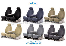 CoverKing Velour Custom Seat Covers for 2011-2015 Chevrolet Police Impala