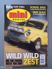 Mini Magazine December 1999, MK1 1275 Cooper S/Driving School 1000/LBL 606D