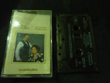 FREDDIE MERCURY BARCELONA ULTRA RARE NEW ZEALAND CASSETTE TAPE!