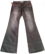 Fornarina CLUB Stonewash USATO Rock Star SCOSSA jeans pantaloni grigio Cool G.