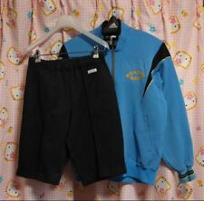 Sw30 ^_^ Japanese SchoolGirl Athletic Sport Set, Good Cond.Extra Large 175cm!