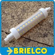 LAMPARA BOMBILLA LED LINEAL 10W R7S 118MM 6500K 950LM SUSTITUYE HALOGENAS BD4050
