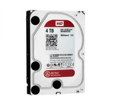 "Western Digital Red NAS 4 TB Internal 5400 RPM 3.5"" Hard Drive -WD40EFRX NAS"