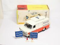 Dinky 287 Ford Transit Police Accident Unit In Its Original Box - Excellent
