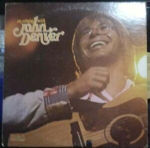 JOHN DENVER An Evening with John Denver GateFold LIVE Double  Album Released1975