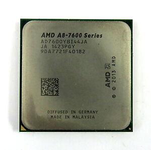 AMD AD7600YBI44JA A8-7600 Socket FM2+ Quad-Core 3.1 GHz (3.8 GHz Turbo) CPU