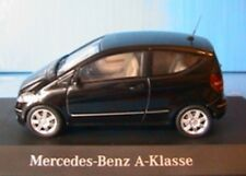 MERCEDES BENZ A KLASSE 2004 BLACK SCHUCO 1/43 3 PORTES NOIR SCHWARZ CLASSE CLASS