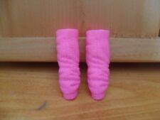 Barbie Doll Pink Leg Warmers