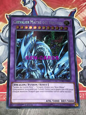 Carte Yu Gi Oh CHEVALIER MAITRE DES DRAGONS LCKC-FR065