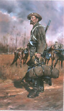 """One of Forrest's Men"" Don Troiani Civil War Canvas Giclee"