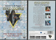 DVD - ALICE COOPER : CONCERT LIVE DOCUMENTARY BIOGRAPHY  / COMME NEUF - LIKE NEW