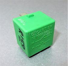 158-Citroen C4 C5 C6 C8 Picasso Berlingo Green Relay 35A 03531 G. Cartier 5-Pin