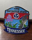 Tennessee The Volunteer State Hiking Staff Stick Medallion NEW
