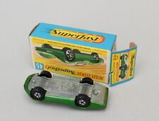 Matchbox Lesney Superfast MB 45 Ford Group 6 - Unpainted Base