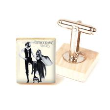 Fleetwood Mac Cufflinks Rumours Fleetwood Mac handmade Cufflinks Stevie Nicks