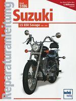 Suzuki LS 650 Savage Reparaturanleitung Reparatur-Handbuch Reparaturbuch Wartung
