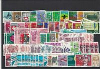 Switzerland Mixed Subject Stamps Ref 24913