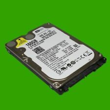 """Festplatte Western Digital W1600BUCT 160 GB SATA  6,4 cm (2,5"""") WD HDD"""