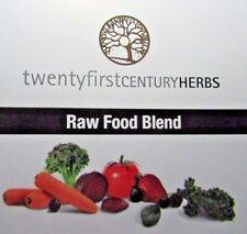 21ST CENTURYHERBS 100% NATURAL RAW FOOD BLEND 150G POWDER DIETARY SUPPLEMENT
