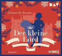 FRANCES H. BURNETT - DER KLEINE LORD   CD NEW