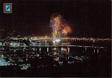 BF40711 cannes france casino et croisette   fireworks feu d'artifice