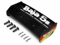HPI Racing 85452 Wing Set (BLACK) Baja 5B Baja 5B Flux Baja 5b SS