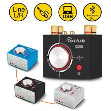 Douk Audio TONE HiFi Bluetooth 5.0 Power Amplifier USB Mini Stereo Headphone Amp