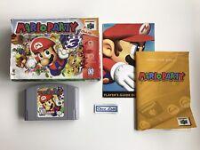 Mario Party - Nintendo 64 N64 - NTSC USA
