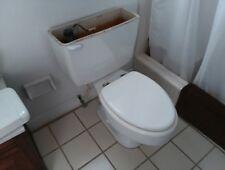 Mid Century Modern American Standard F4049 White Retro One Flush Big Gulp Toilet