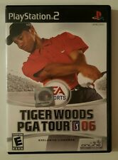 Tiger Woods PGA Tour 06 - PS2 Playstation 2 Game Complete