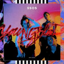 5 Seconds of Summer (5SOS) - Youngblood - New Deluxe CD Album - Pre Order 22/6