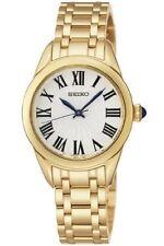 Relojes de pulsera baterías para mujeres Seiko