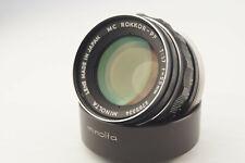 Minolta MC Rokkor-PF 55mm 1:1.7 für Minolta MD Mount # 5214