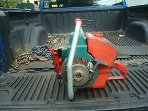 Good Used Condition Running Vintage Homelite 707 D 95cc Chain Saw Power Head