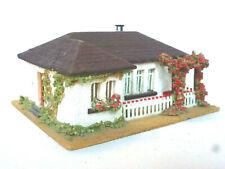 FALLER  Winkelbungalow 264  in Holzbauweise 50er/60er Jahre