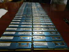 Lot of 56 Micron MT36HTF51272FY-667E1D4 4GB 2RX4 PC2-5300F DDR2-667MHZ