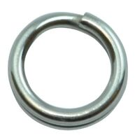 SPRO Power Split Rings - Fishing Terminal Tackle - Select Size & Pound Test