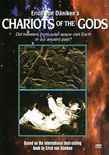 Chariots of The Gods 0089859821028 With Thor Heyerdahl DVD Region 1