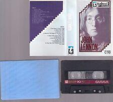 JOHN LENNON THE BEATLES   The very best of    UNIQUE RARE  ASIA CASSETTE BOX