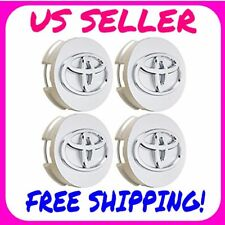 Toyota Center Caps 62mm Fits Camry, Corolla, Sienna, Highlander, and MORE! 4 PCS