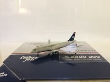 Gemini Jets 1:400 US Airways Airbus A320-200