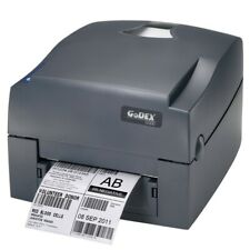 Godex ribbon printer G500U 203dpi thermal barcode label USB