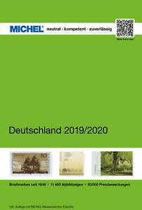 MICHEL Deutschland 2019/2020 in Farbe ehem. VP 59,80 Euro