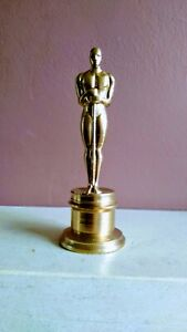 NEW 30 cm tall personalised OSCAR award trophy with FREE ENGRAVING