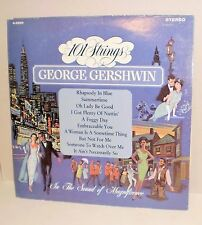 101 Strings George Gershwin LP In the Sound of Magnificence NM