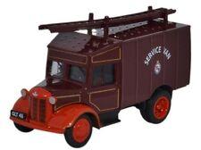 Austin Atv Newcastle and Gateshead Fire Truck 1:76 Oo Oxford Die-cast 76Atv008