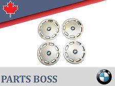 "BMW Wheel Trim, Hub Caps 14"" Used Set of 4 36131180667"