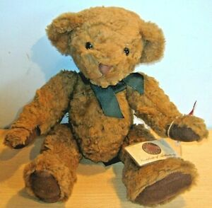 RUSS Vintage Collection 'CHADFIELD' Teddy Bear VGC with Tags