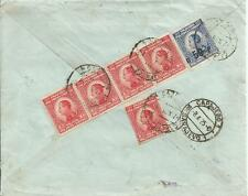 KING ALEXANDER STAMPS CIRCA 1925 ON FRONT ONLY  REF 25b