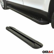 Side Steps Running Boards Nerf Bars Aluminum Set 2 Pcs. For Ford Escape 2013-19